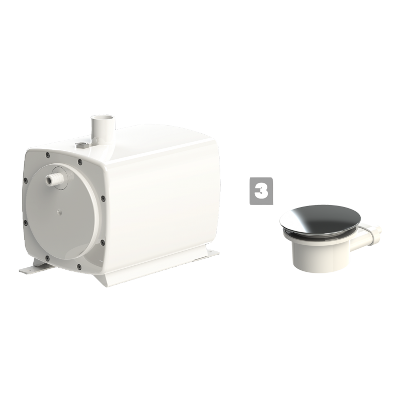 насос для ванной комнаты