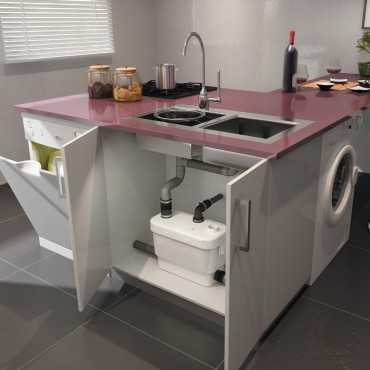 кухонный насос SFA SANIVITE