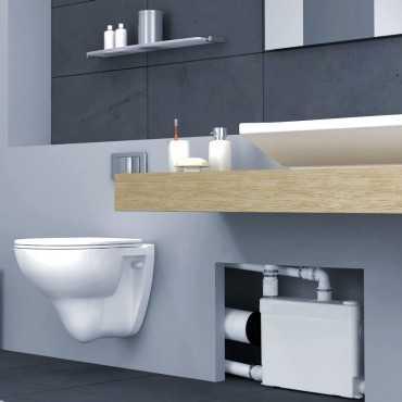 насос для подвесного туалета