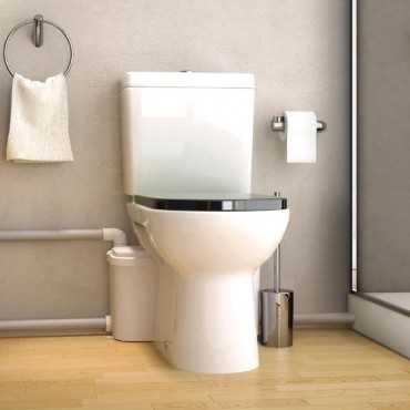 бытовой канализационный измельчитель для унитаза