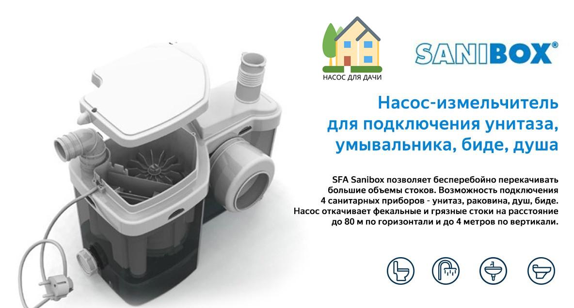 канализация насос канализационный